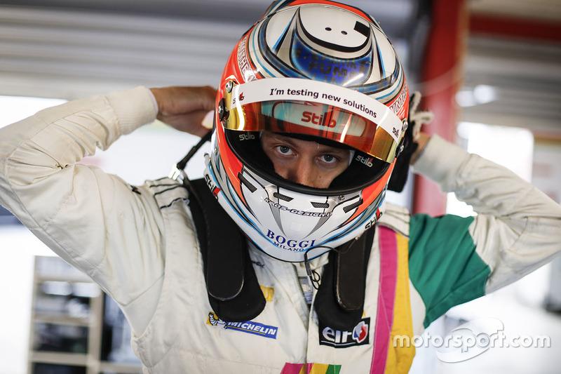 #4 Oregon Team, Renault RS01: David Fumanelli