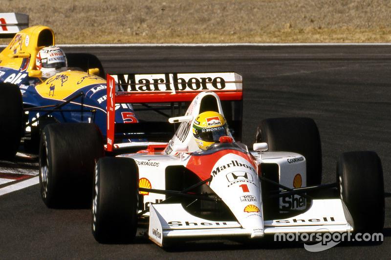 #33: McLaren MP4/6 (1991)