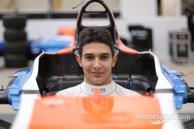 Annonce de pilote Manor Racing