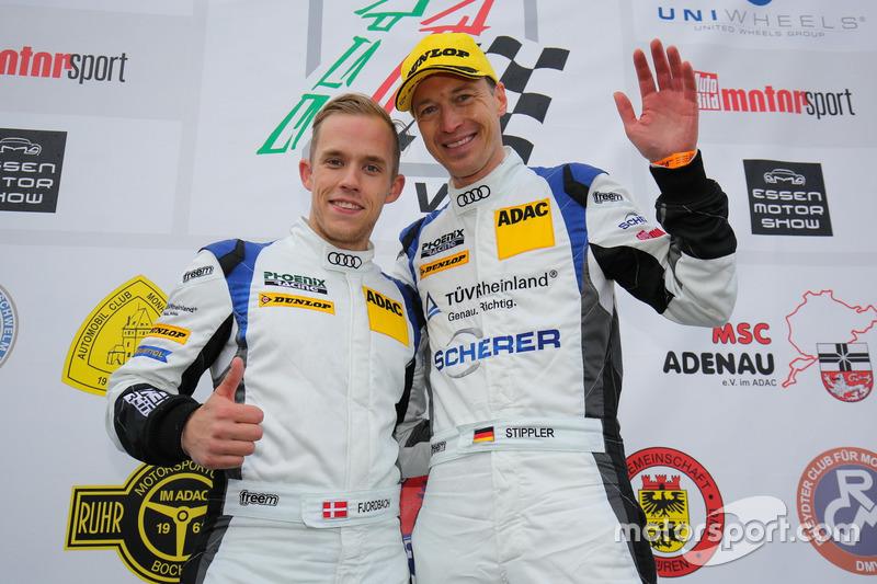 VLN 1: Anders Fjordbach, Frank Stippler