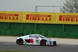 Filip Salaquarda, Frank Stippler, Audi R8 LMS, Team ISR