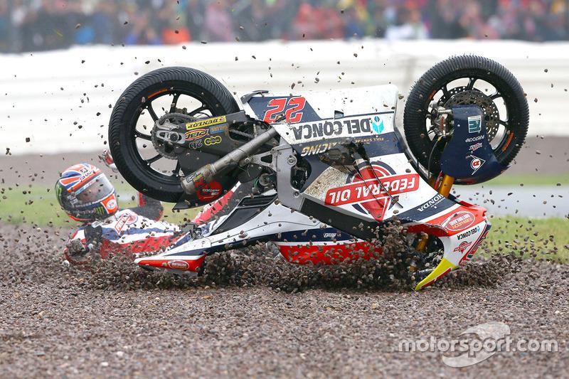 Сем Лоус, Federal Oil Gresini Moto2