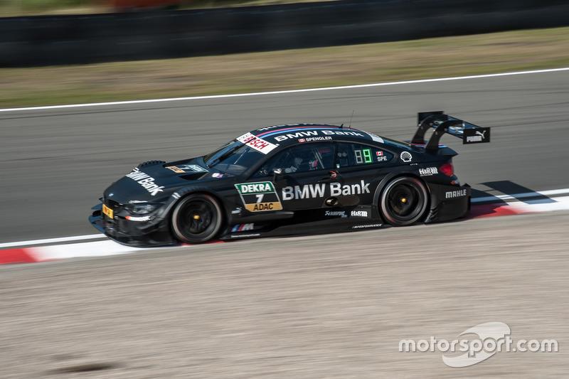 14. Bruno Spengler, BMW Team MTEK, BMW M4 DTM