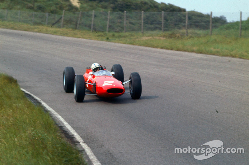 John Surtees, Ferrari