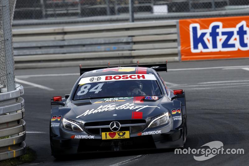 15. Maximilian Götz, Mercedes-AMG Team HWA, Mercedes-AMG C63 DTM