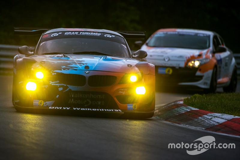 #99 Walkenhorst Motorsport powered by Dunlop, BMW Z4 GT3: Henry Walkenhorst, Peter Posavac