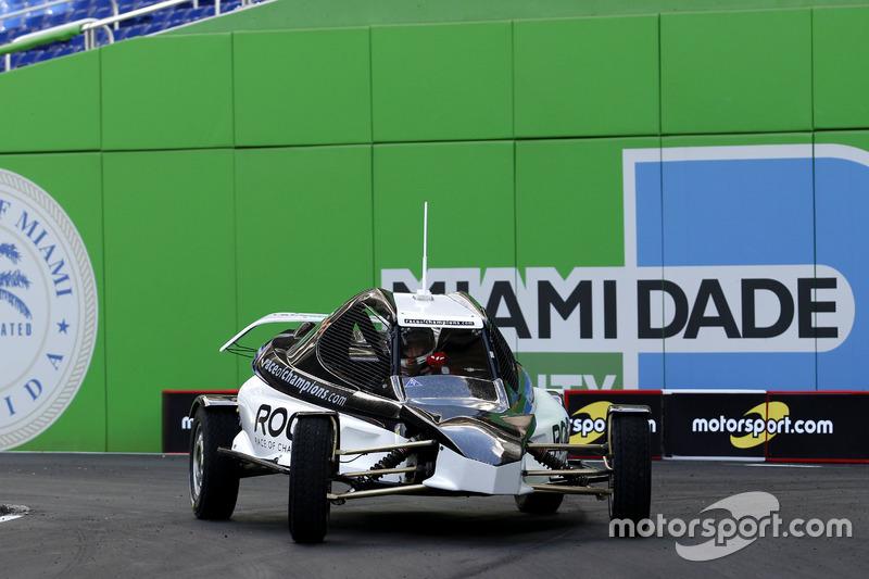Sebastian Vettel, RoC Buggy