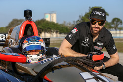 Robert Wickens and James Hinchcliffe
