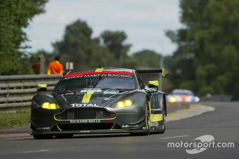 LMGTE-Pro: #95 Aston Martin Racing, Aston Martin Vantage