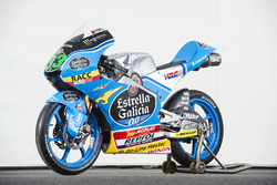 Bastianini's Moto3 bike