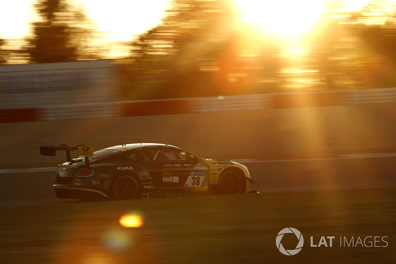 13. #38 Bentley Team Abt, Bentley Continental GT3