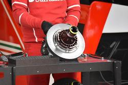 Disque de frein de la Ferrari SF70H