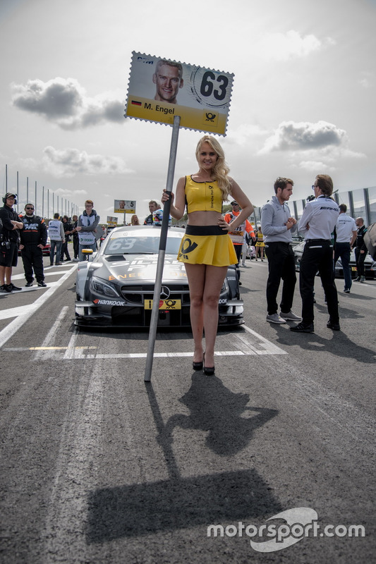 Грід-гьол, Маро Енгель, Mercedes-AMG Team HWA, Mercedes-AMG C63 DTM