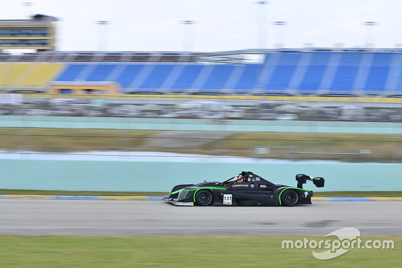 #131 FP1 Norma M20FC CN driven by Max Koebolt & Jan Heyler of LMP Motorsports