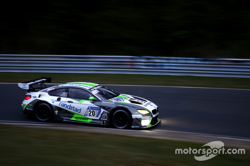 17. #20 BWM Team Schubert Motorsport, BMW M6 GT3