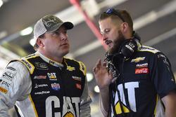 Ryan Newman, Richard Childress Racing, Chevrolet, mit Luke Lambert