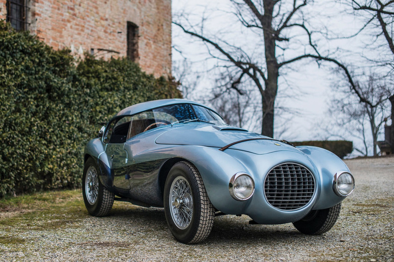 Ferrari 166 MM/212 Export Uovo