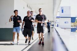 Nyck De Vries, Racing Engineering, Gustav Malja, Racing Engineering