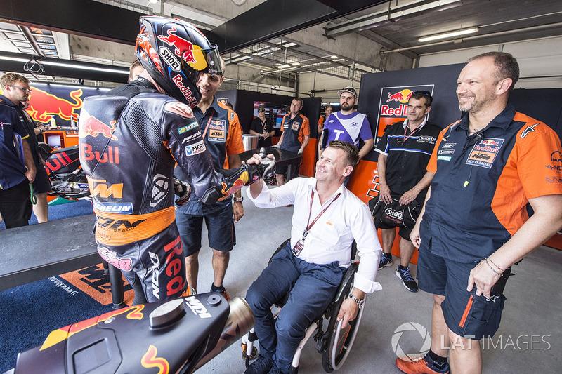 Бредлі Сміт, Red Bull KTM Factory Racing, Піт Байер