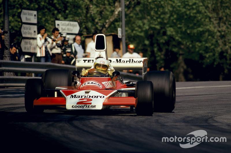 Jochen Mass - 1 galibiyet