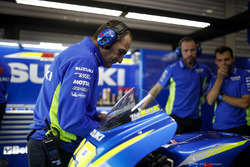 Mechaniker: Team Suzuki MotoGP
