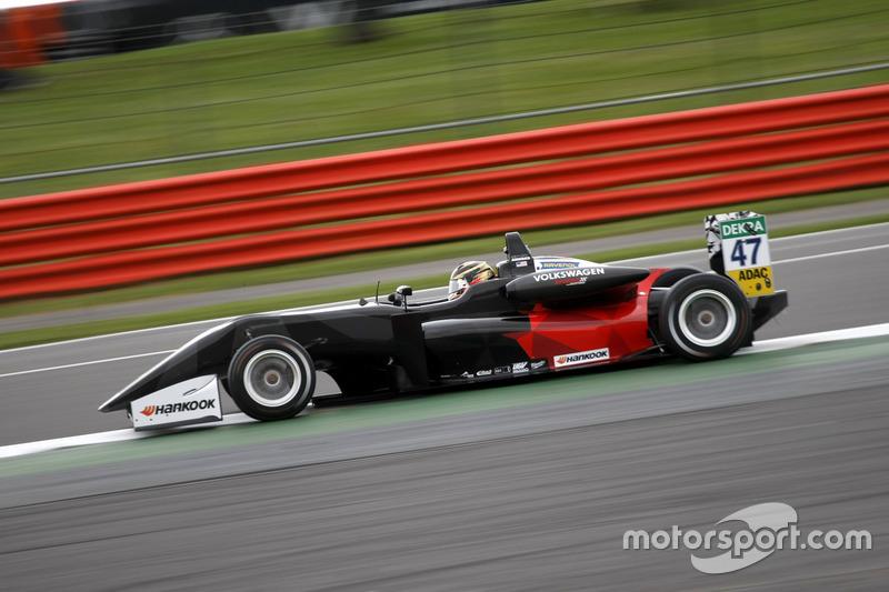 Keyvan Andres Soori, Motopark, Dallara F317 - Volkswagen