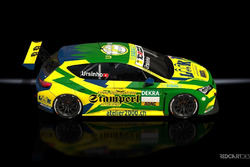 Urs Sonderegger, Ursinho Racing, Präsentation