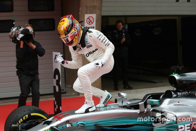 2º GP de China 2017 - Victoria para Lewis Hamilton