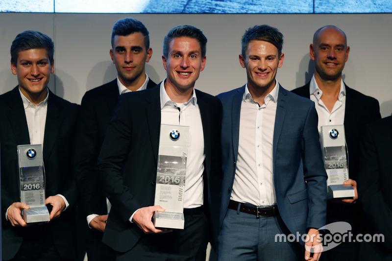 Michael Schrey y Marco Wittmann, BMW Team RMG