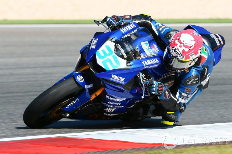 Sheridan Morais, Kallio Racing Yamaha