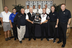 IndyCar Manufacturers' trophy, Chevrolet and teams