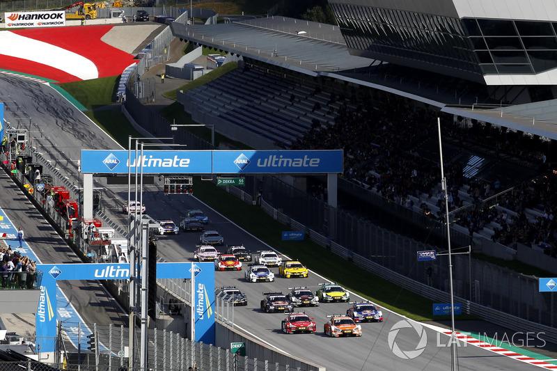 На Ред Булл Ринзі у суперників Audi не було шансів