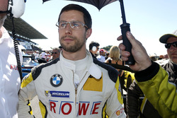 #98 Rowe Racing, BMW M6 GT3: Alexander Sims