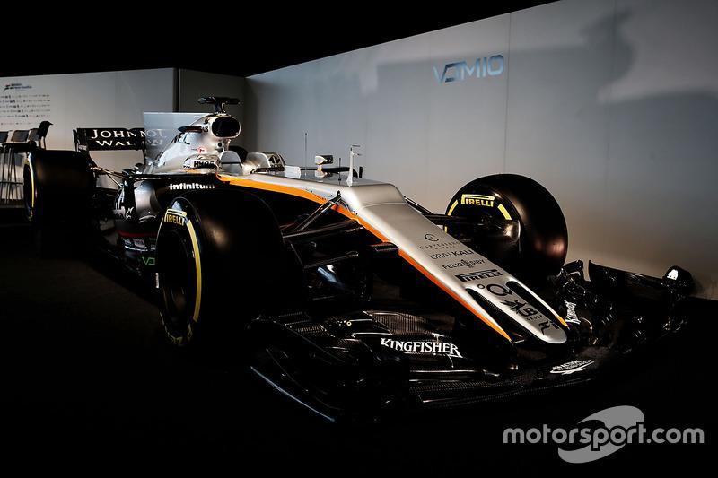 2017 Sahara Force India F1 VJM10