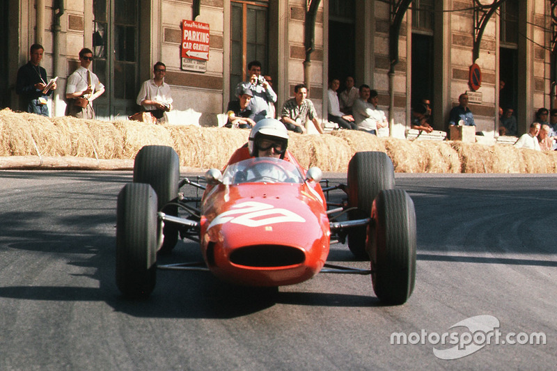 Lorenzo Bandini, Ferrari Dino 156