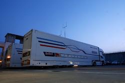 BMW Team RMG trailers