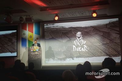 2017 Dakar presentatie