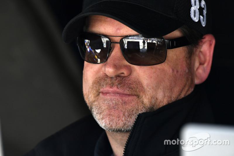 Charlie Kimball, Chip Ganassi Racing Honda engineer