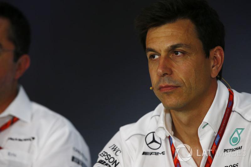 Toto Wolff, Director ejecutivo de Mercedes AMG F1