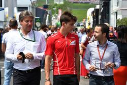 Charles Leclerc, Prema Racingm Nicolas Todt, Driver Manager