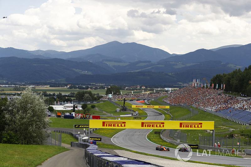 Данііл Квят, Scuderia Toro Rosso STR12, Фернандо Алонсо, McLaren MCL32