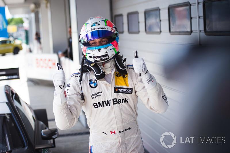 Поул Бруно Спенглера, BMW Team RBM, BMW M4 DTM