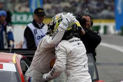Timo Glock, BMW Team RMG, BMW M4 DTM; Augusto Farfus, BMW Team RMG, BMW M4 DTM