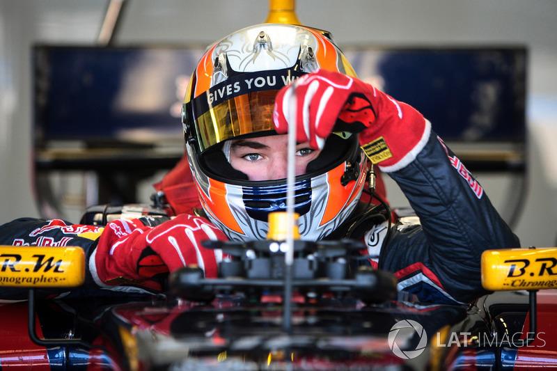 Pierre Gasly: 176 dias - Última vitória: Super Fórmula, Autopolis 2017
