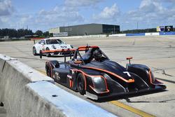 #7 FP1 Norma M20FC CN, Sam Tawfik, LMP Motorsports, #69 MP1B Porsche GT3 Cup, George Hazbun, Diego Cuestas, NGT Motorsport