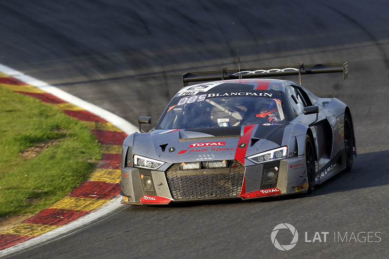 1. #25 Audi Sport Team Sainteloc Racing, Audi R8 LMS