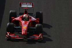 Giancarlo Fisichella, Ferrari F60
