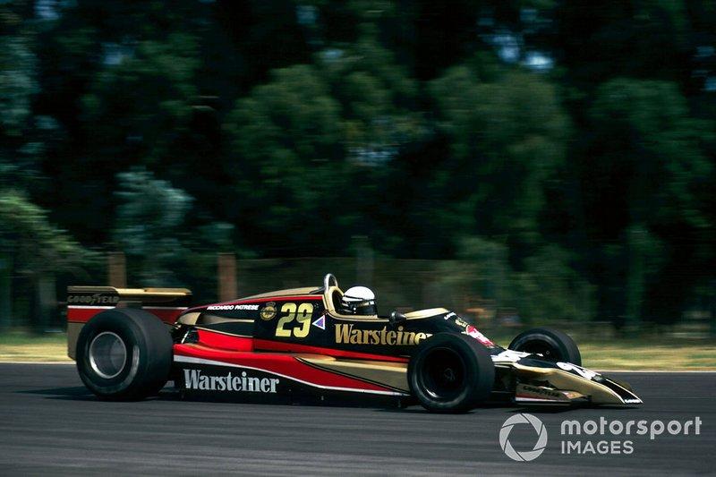 1979. Arrows A1B Ford