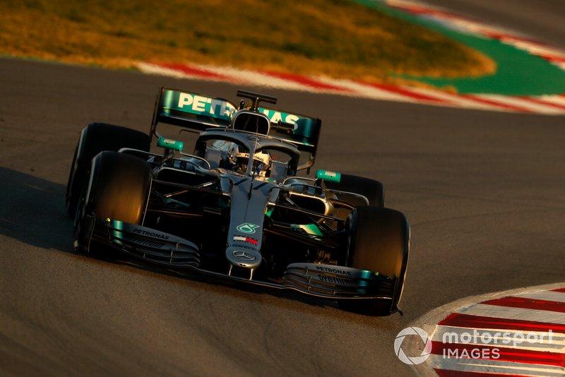 Valtteri Bottas, Mercedes-AMG F1 W10