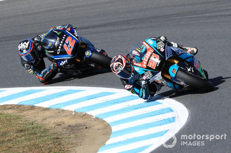 Fabio Quartararo, Speed Up Racing, Francesco Bagnaia, Sky Racing Team VR46